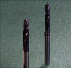 SOLID CARBIDE DREAM DRILLS for HIGH HARDENED STEELS