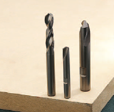 SOLID CARBIDE NC SPOTTING DRILLS