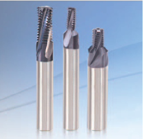 SOLID CARBIDE THREAD MILLS